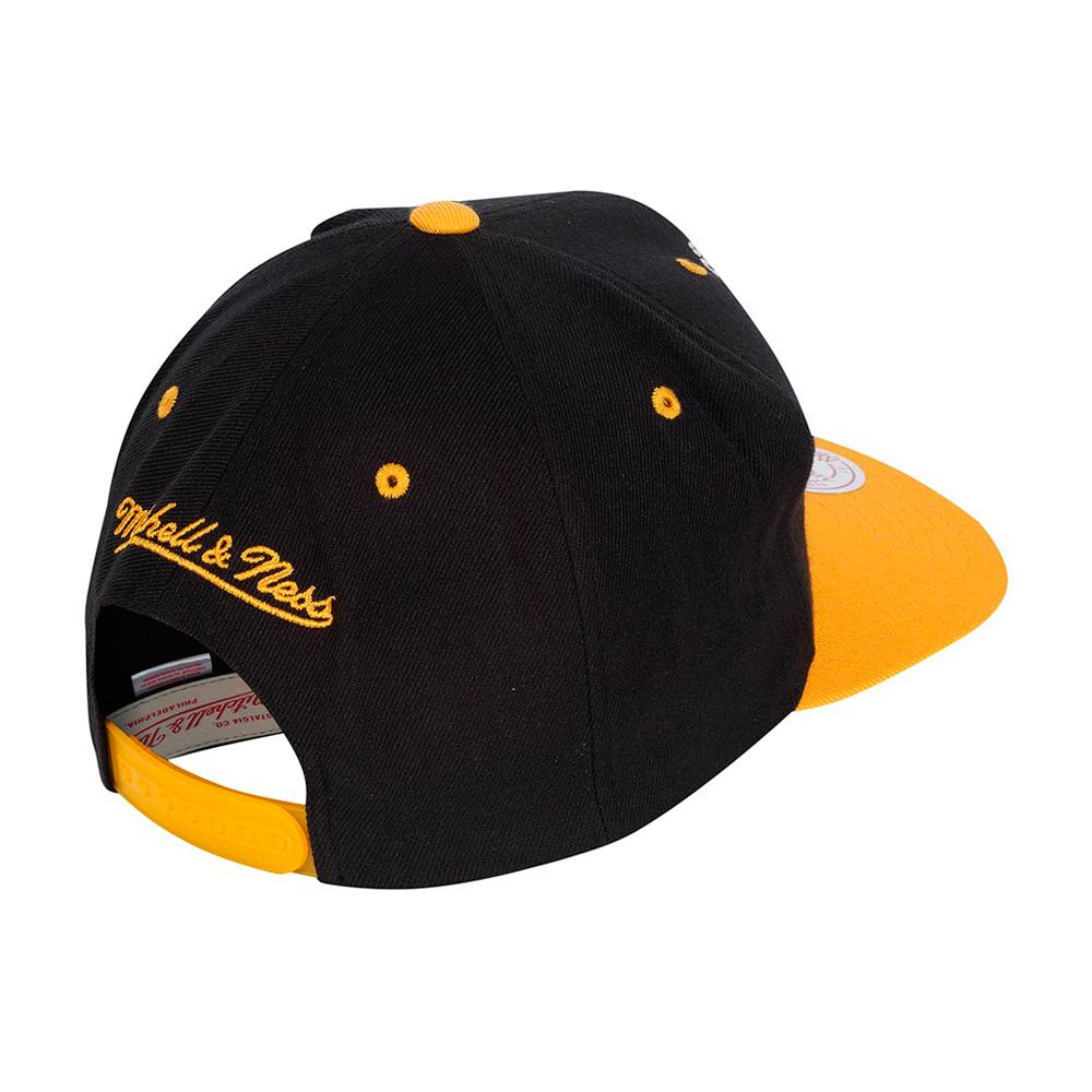 Mitchell & Ness - LA Lakers - Snapback - Black/Yellow