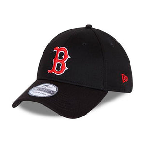 New Era - Boston Red Sox 39Thirty Essential - Flexfit - Black/Red