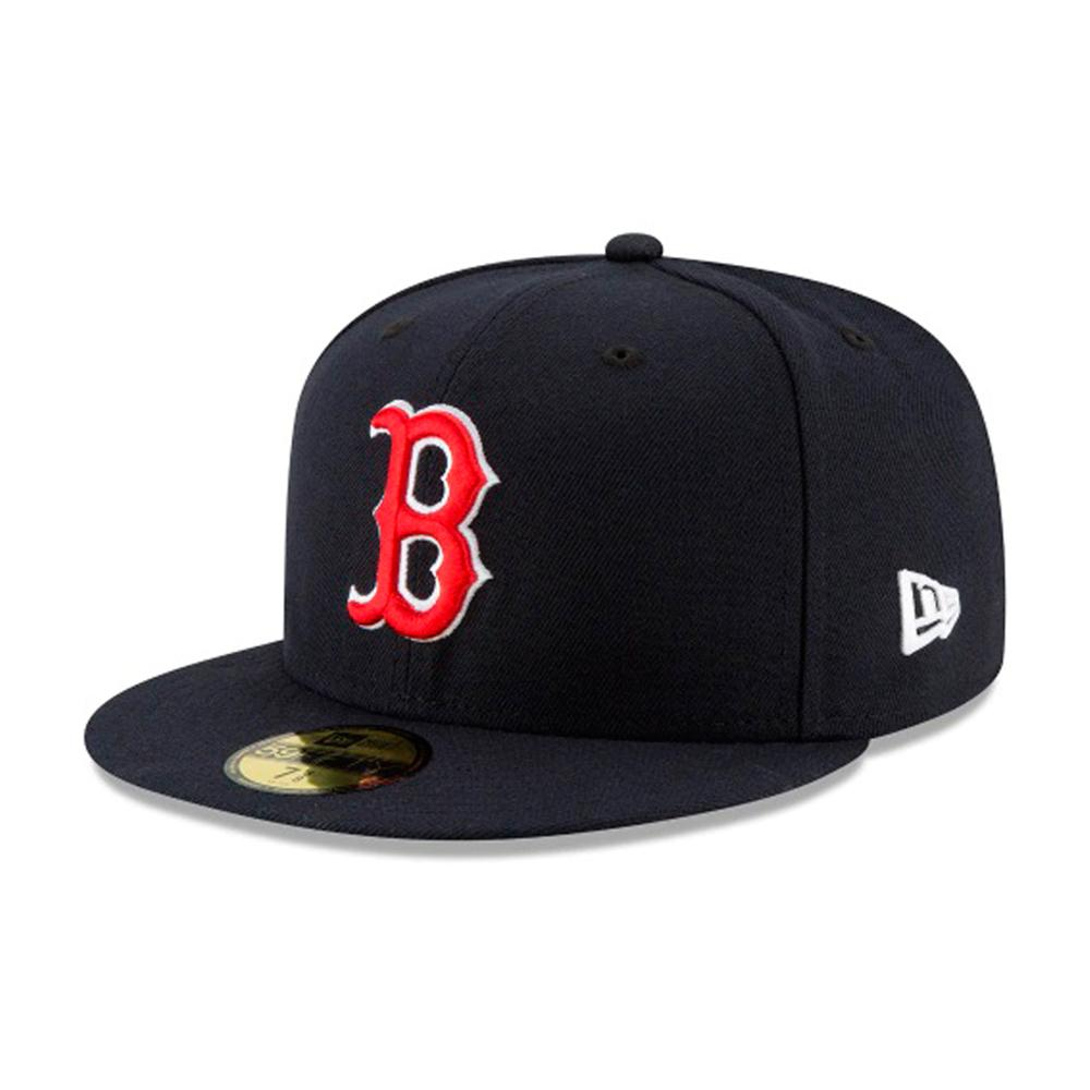 New Era - Boston Red Sox 59Fifty Authentic - Fitted - Navy