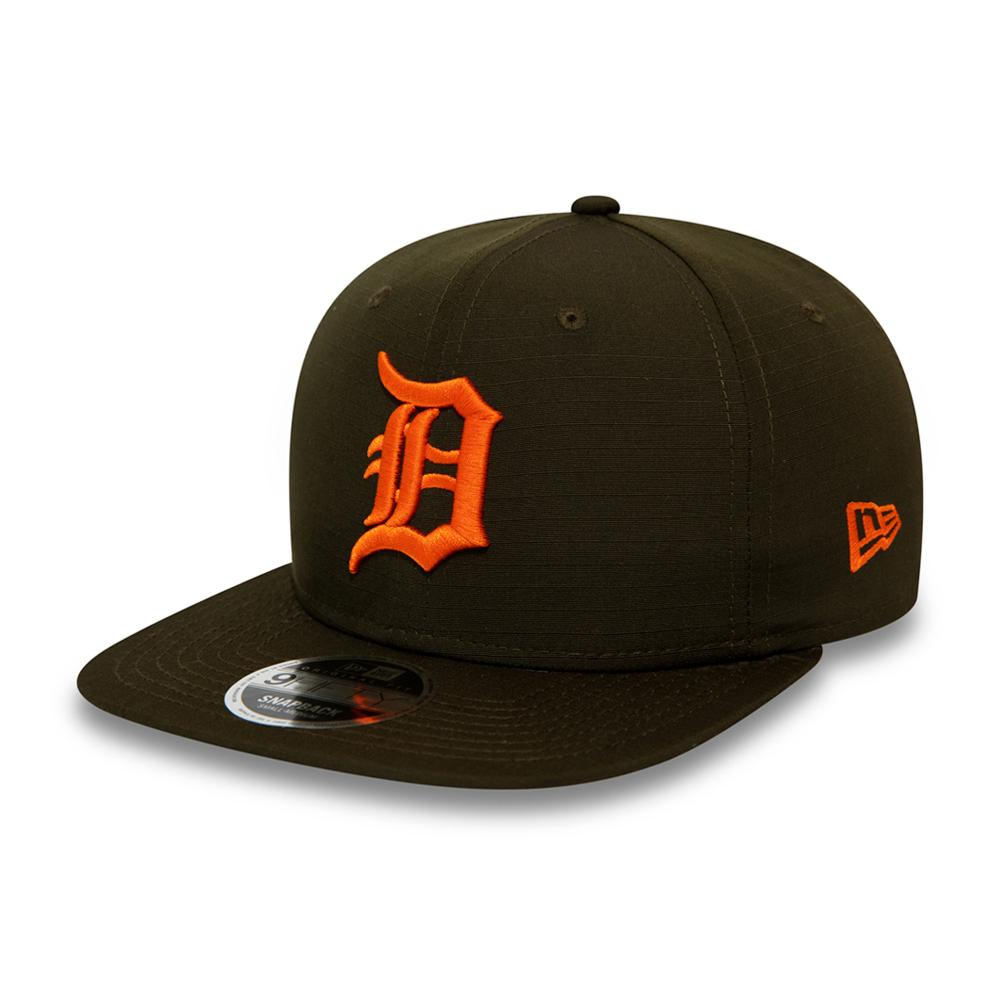 New Era - Detroit Tigers 9Fifty Utility - Snapback - Olive/Orange