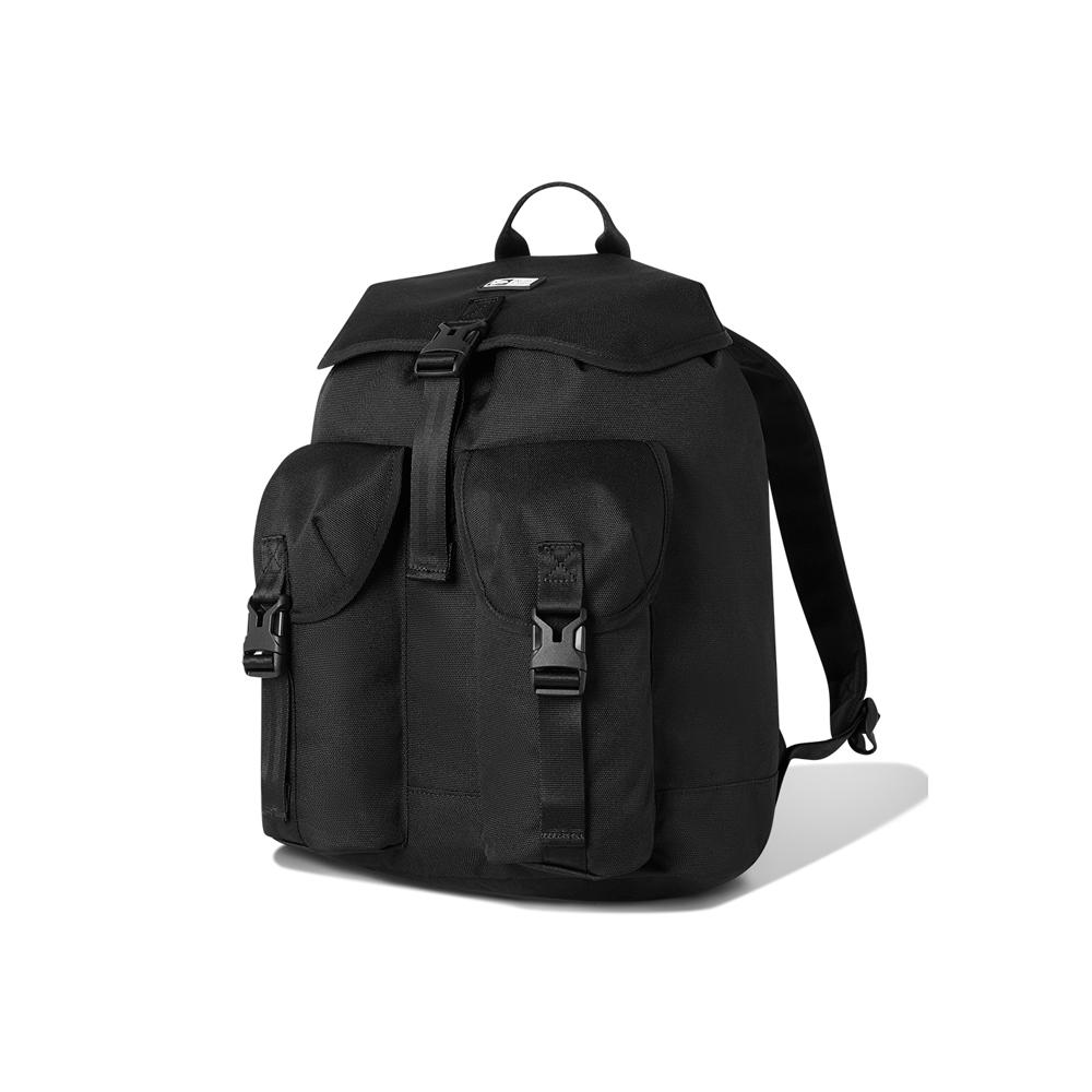 New Era - Flat Top Pack - Bag - Black