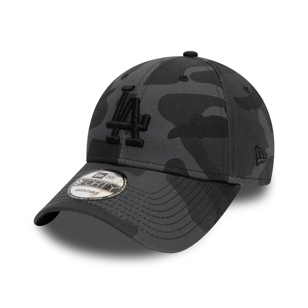 New Era - LA Dodgers 9Forty Essential - Adjustable - Black Camo