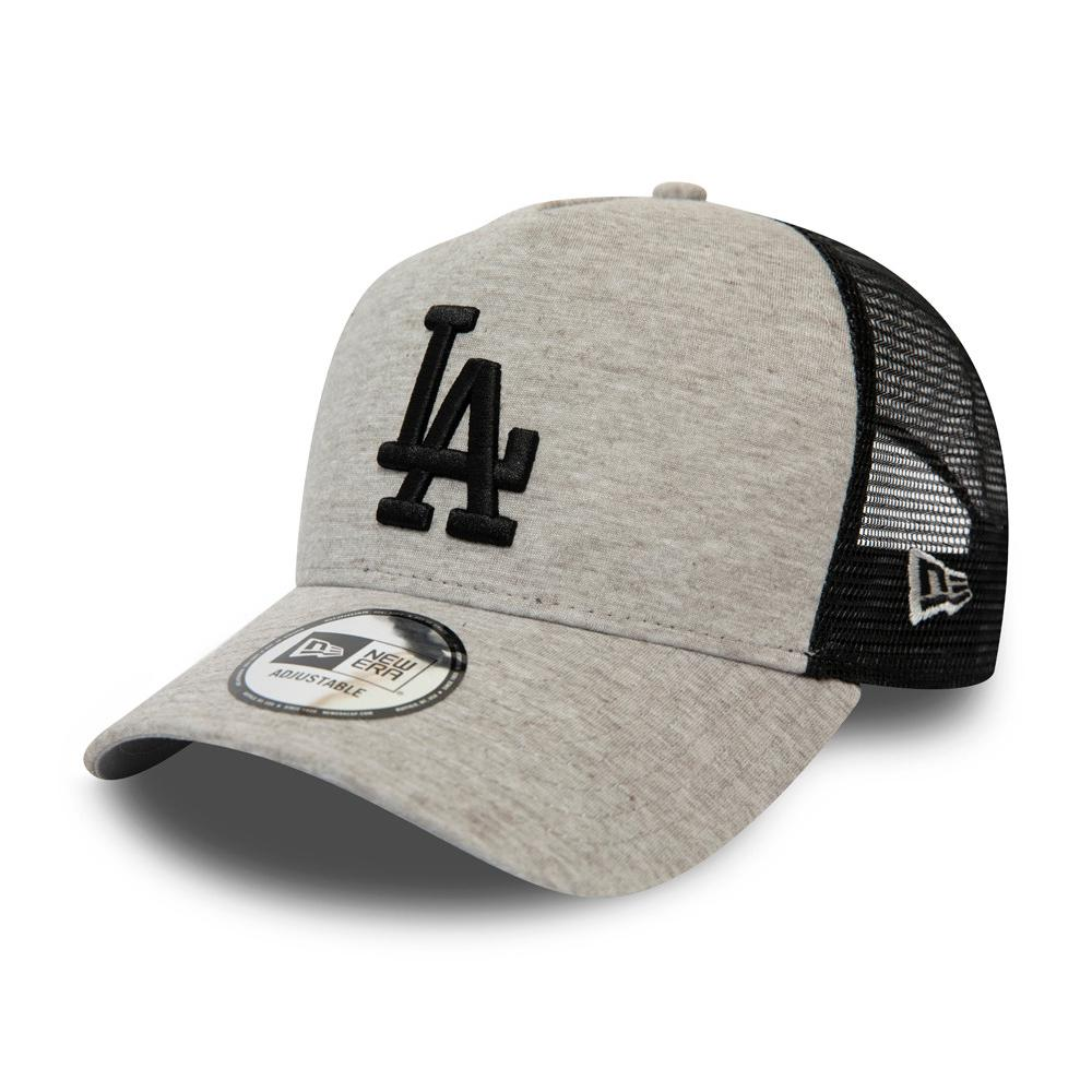 New Era - LA Dodgers Essential Jersey A Frame - Trucker/Snapback - Grey/Black