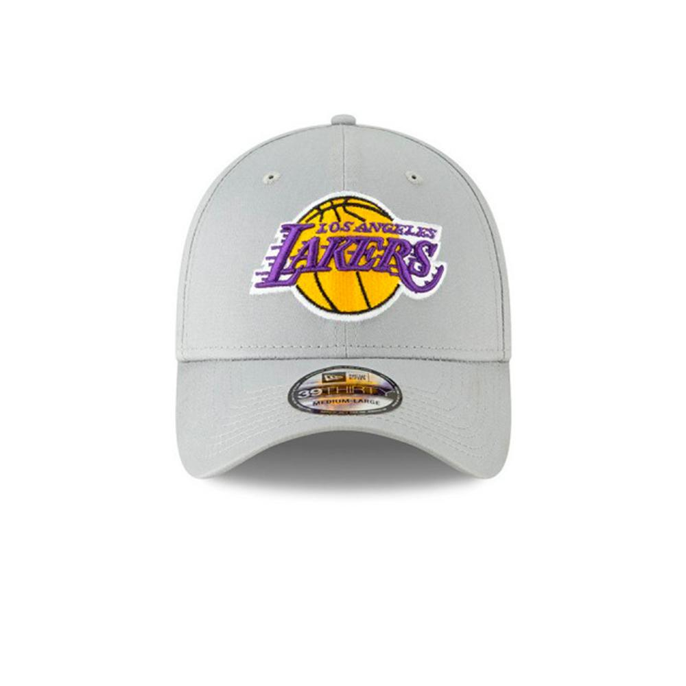 New Era - LA Lakers 39Thirty - Flexfit - Grey