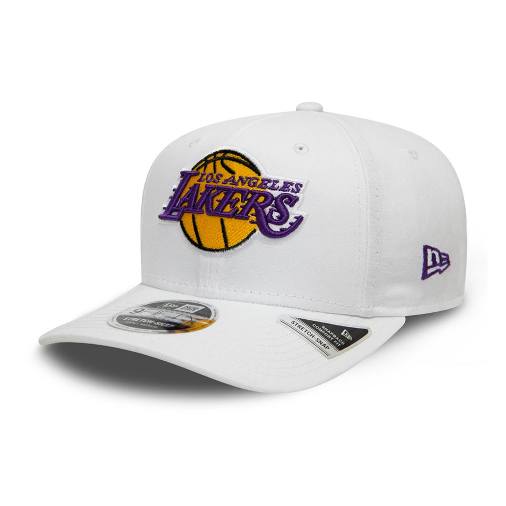 New Era - LA Lakers 9Fifty Stretch Snap - Snapback - White