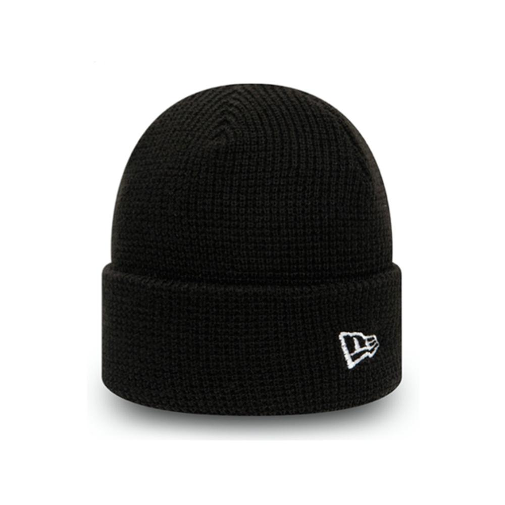 New Era - NE Short Knit - Beanie - Black