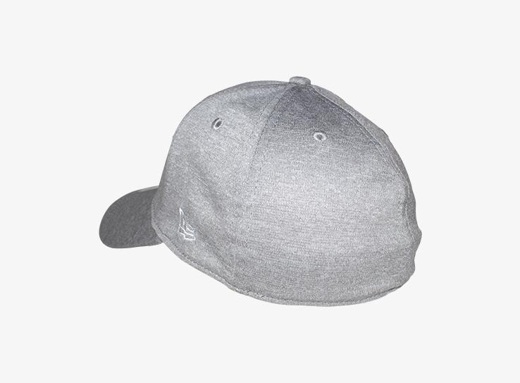 New Era - NY Yankees 39Thirty Shadow Tech - Flexfit - Heather Grey
