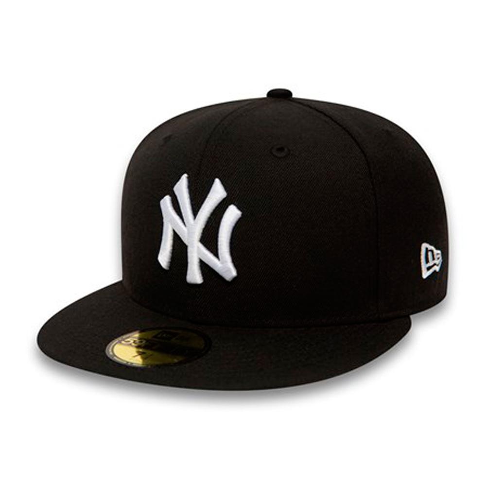 New Era - NY Yankees 59Fifty - Fitted - Black