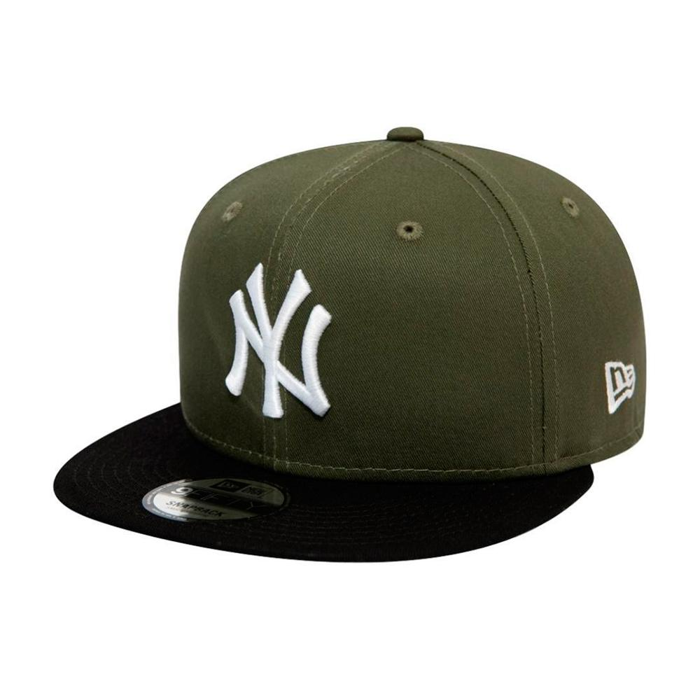 New Era - NY Yankees 9Fifty Colour Block - Snapback - Olive/Black