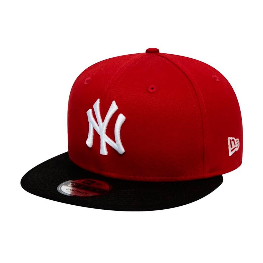 New Era - NY Yankees 9Fifty Colour Block - Snapback - Red/Black