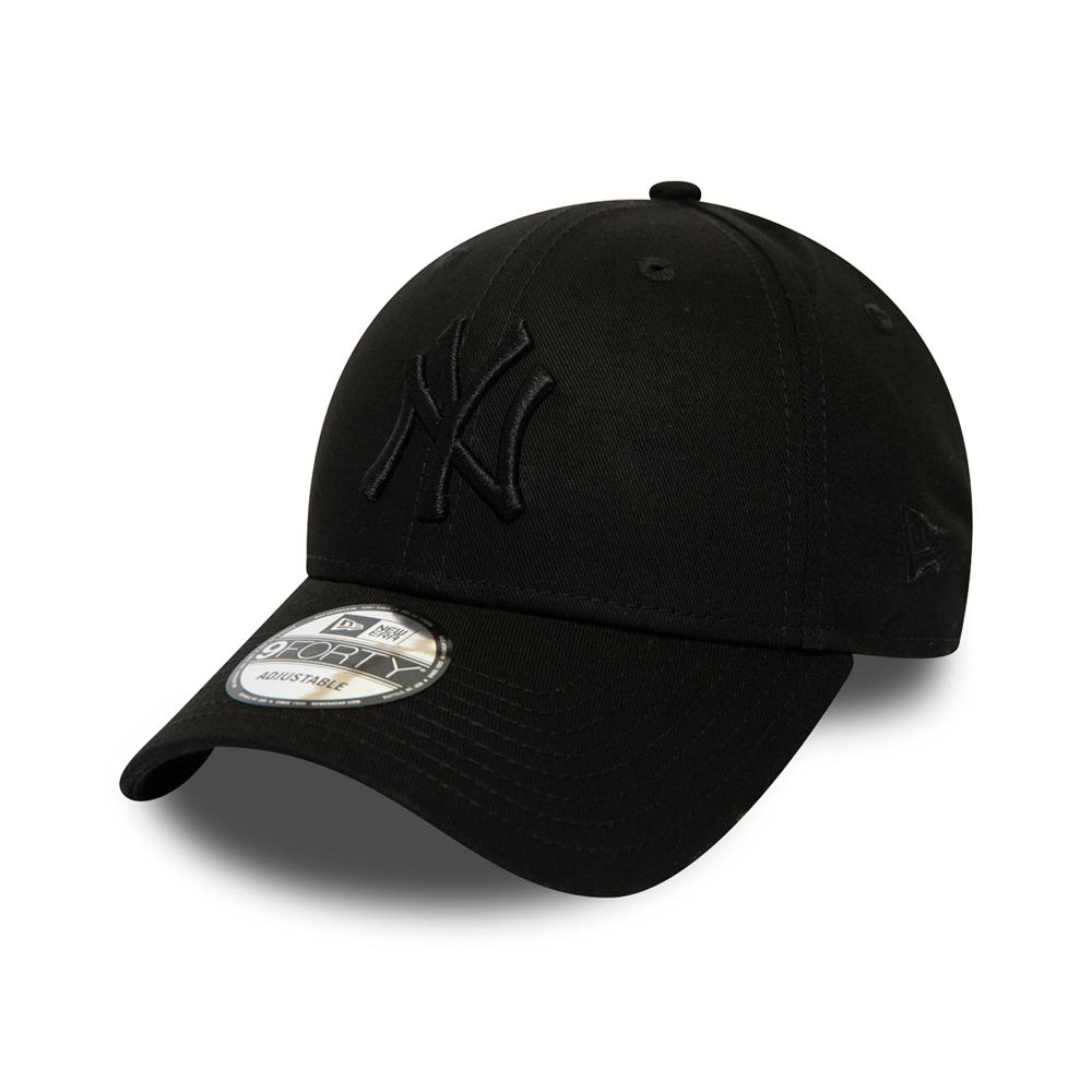 New Era - NY Yankees 9Forty - Snapback - Black/Black
