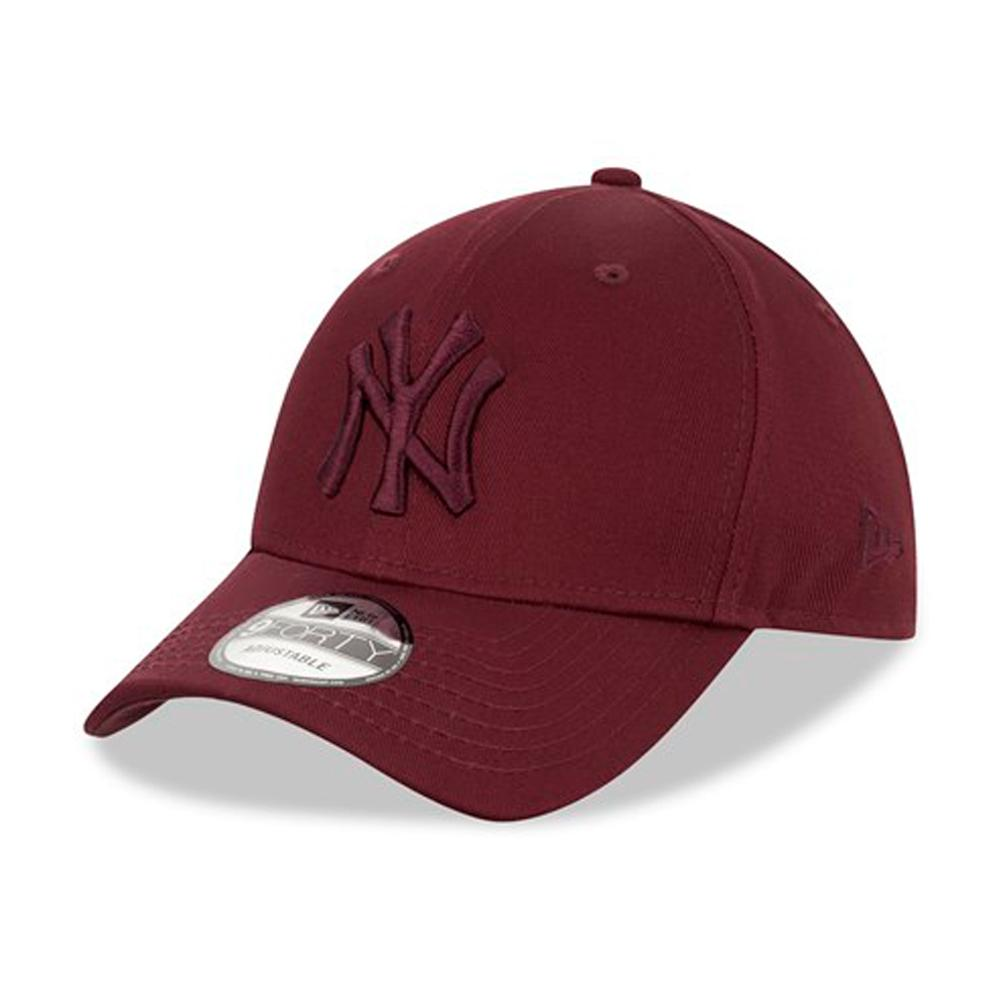 New Era - NY Yankees 9Forty - Snapback - Maroon/Maroon
