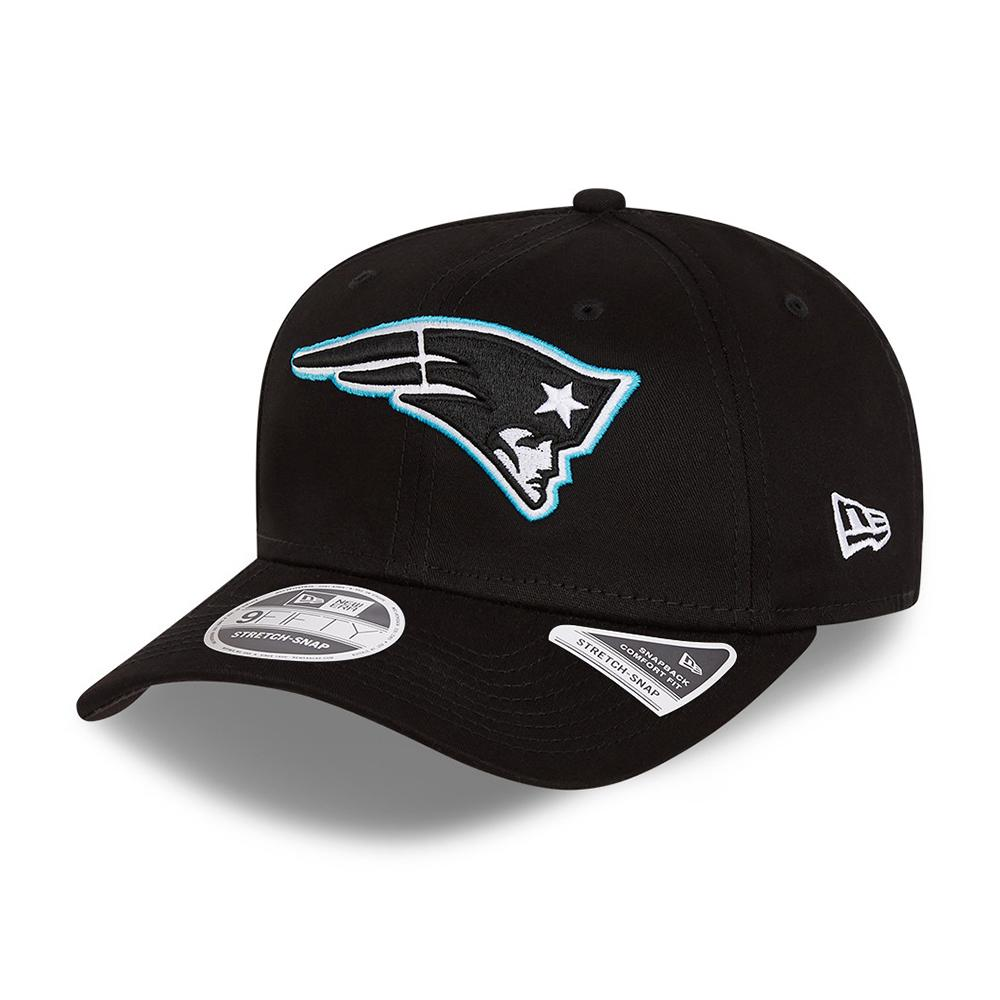 New Era - New England Patriots 9Fifty Stretch - Snapback - Black
