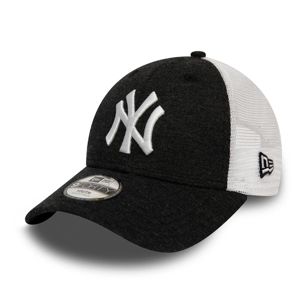 New Era - NY Yankees 9Forty Kids - Trucker/Adjustable - Black/White