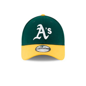 New Era - Oakland Athletics 9Forty The League - Adjustable - Green/Yellow
