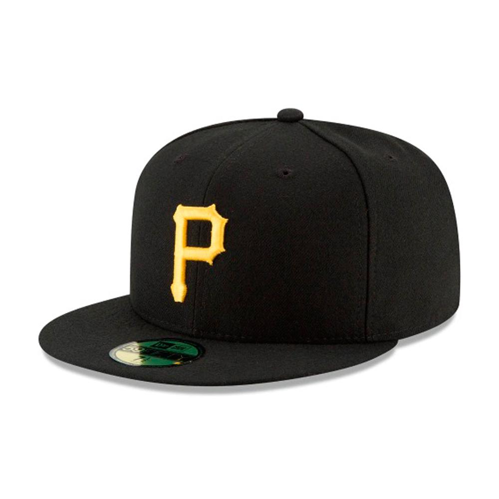 New Era - Pittsburgh Pirates 59Fifty Authentic - Fitted - Black