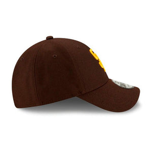 New Era - San Diego Padres 9Forty The League - Adjustable - Brown/Yellow