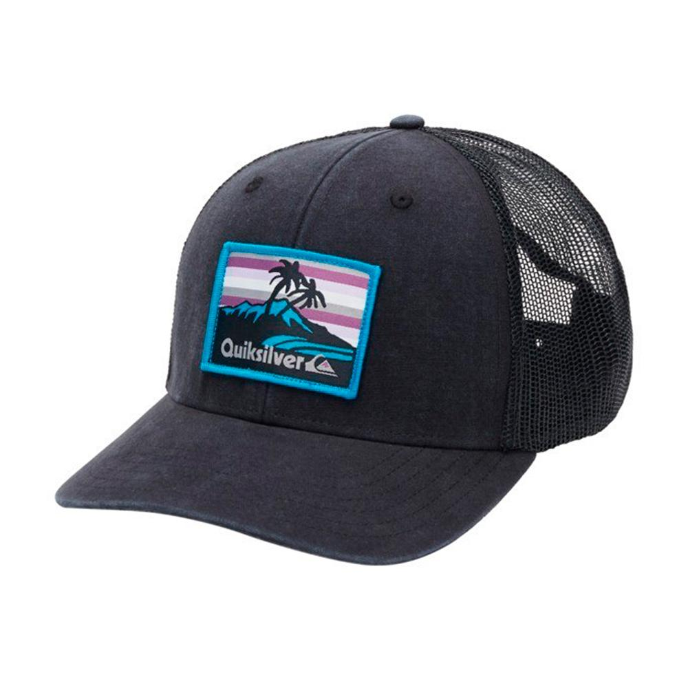 Quiksilver - Clean Meanie - Trucker/Snapback - Black