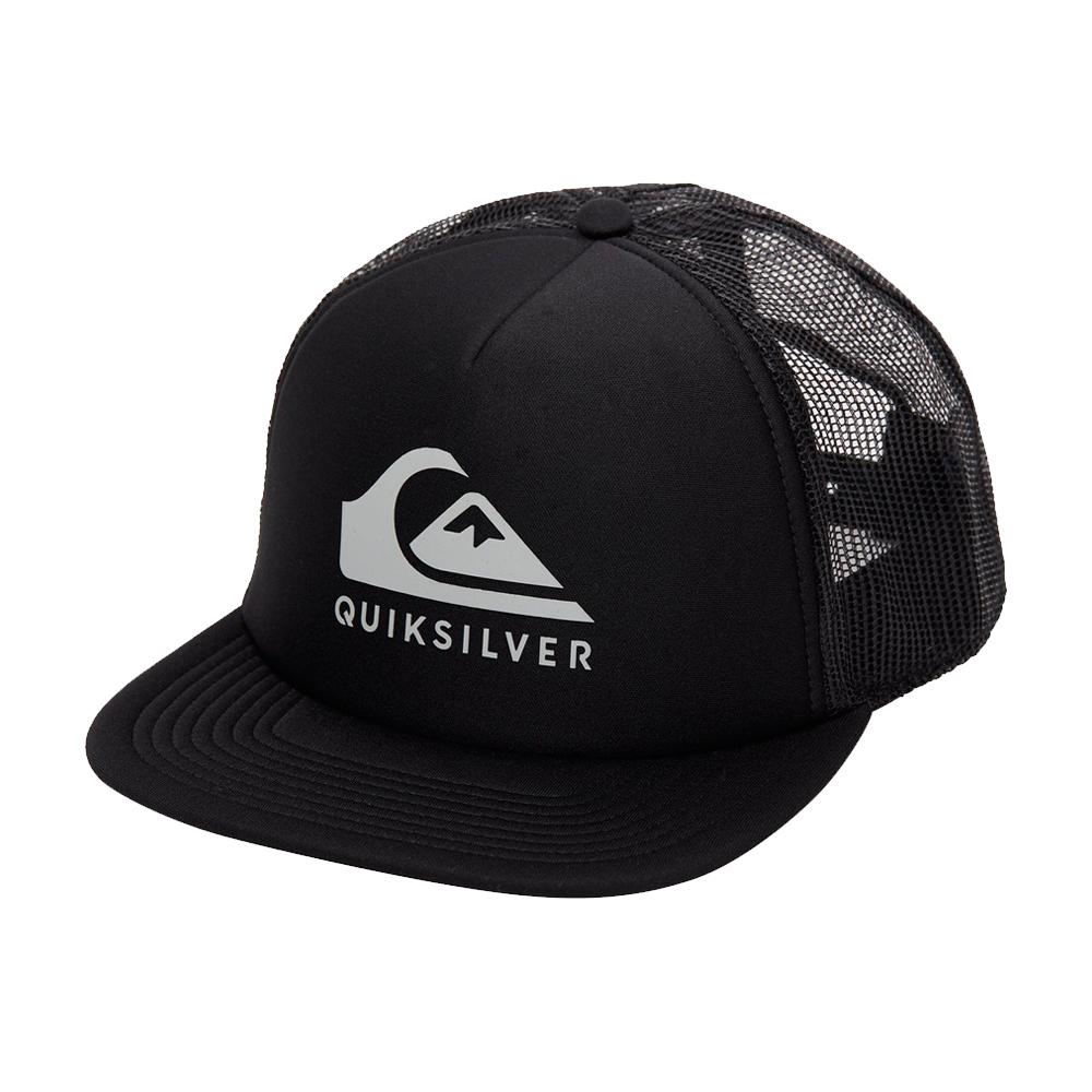 Quiksilver - Foamslayer - Trucker/Snapback - Black