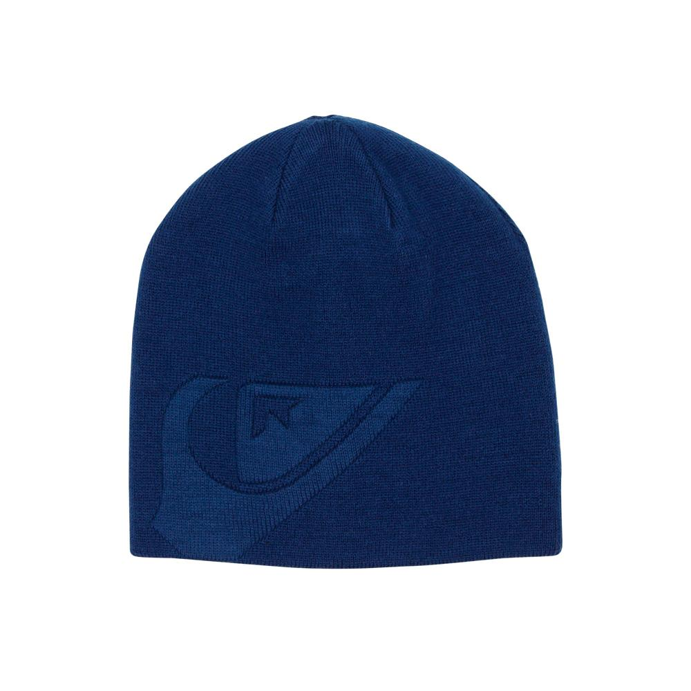 Quiksilver - M&W Reversible - Beanie - Navy
