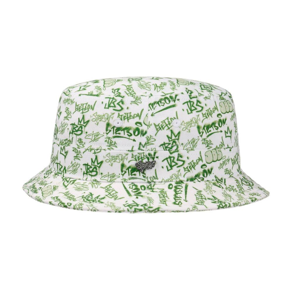 Stetson - JBS Graffiti - Bucket Hat - Green
