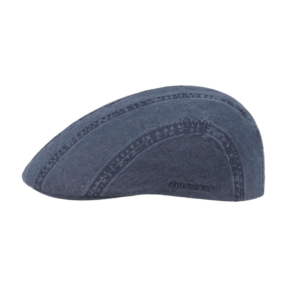 Stetson - Madison Delave - Sixpence/Flat Cap - Navy