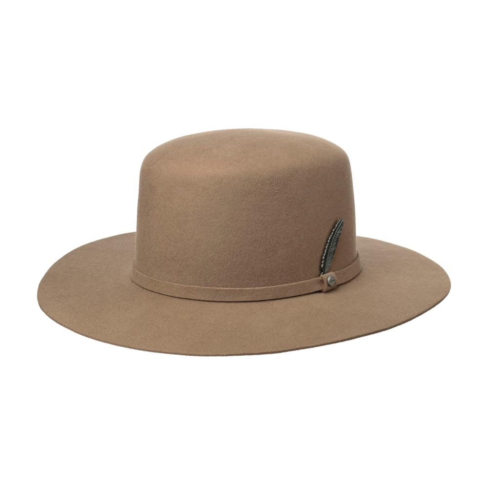 Stetson - Open Crown Wool Hat - Fedora - Beige