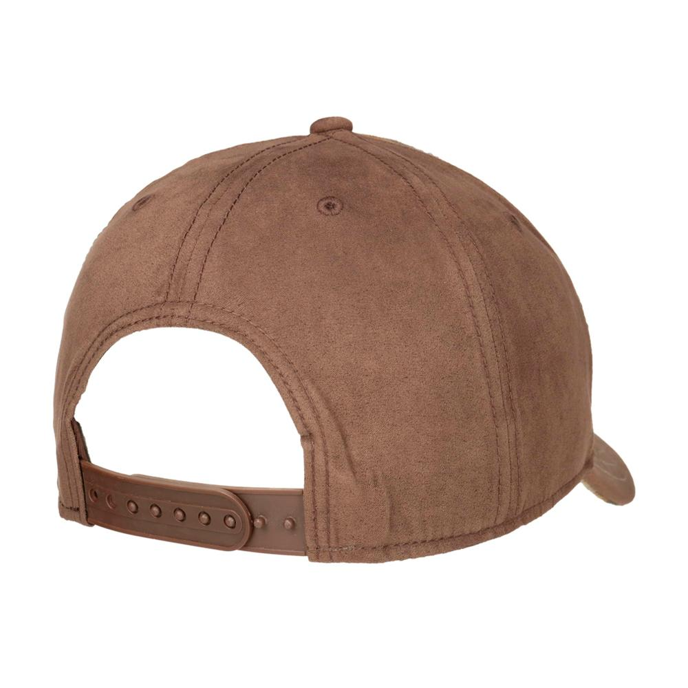 Stetson - Westcreek Lambswool - Snapback - Brown