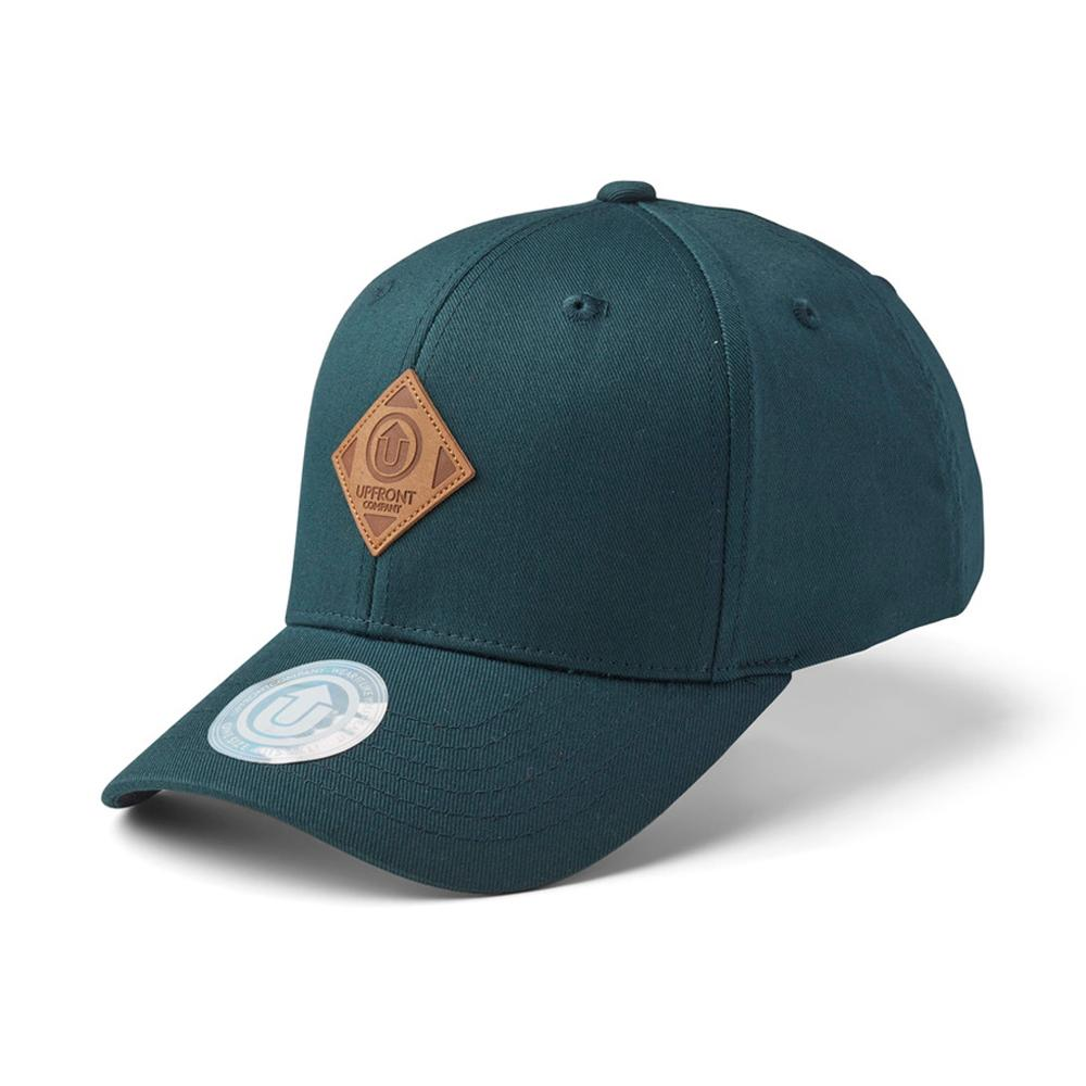 Upfront - Off Spring Crown 2 - Snapback - Dark Green