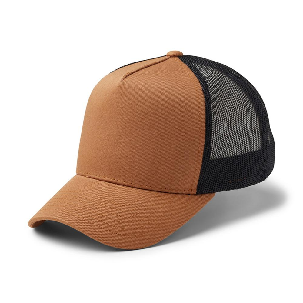 Upfront - Reed - Trucker/Snapback - Rust/Black