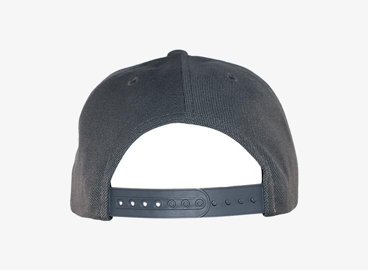 Yupoong - Youth - Snapback - Dark Grey
