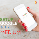Set Up Google Ads Medium
