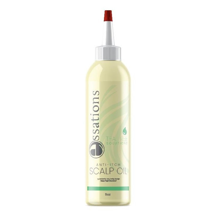 Essations Tea Tree Solutions Anti-Itch Scalp Oil