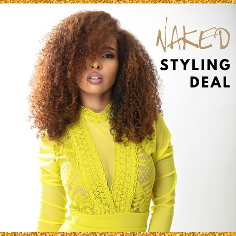 Naked Styling Deal