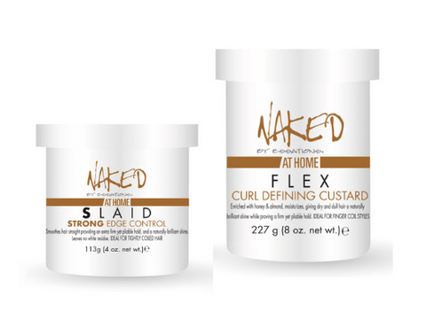 Naked Flex & Slaid Combo Pack
