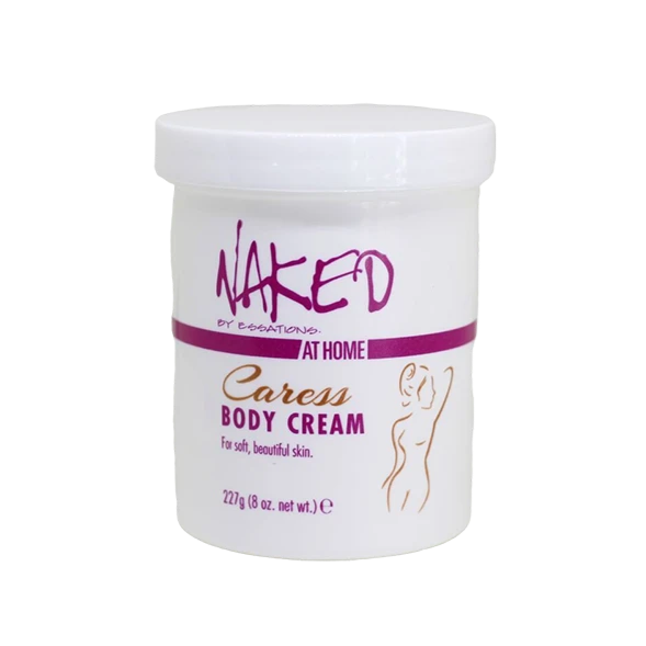 Naked Caress Body Cream (8 oz.)