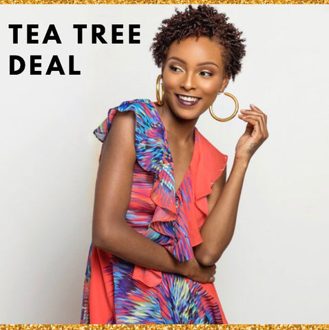 Tea Tree tHAIRapy Deal
