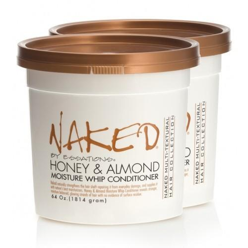 Naked Honey & Almond Moisture Whip Conditioner