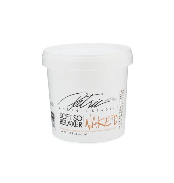 Naked Patric Bradley Soft So Relaxer