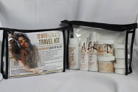 Essations Travel Kit (Silk Press)