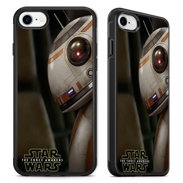 outlet store 88dcc 1e40b BB-8 BB8 Force Awakens Star Wars Phone Case Cover for iPhone