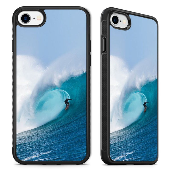 5f172155a5 Big Wave Surfing BLue Ocean Phone Case Cover for iPhone