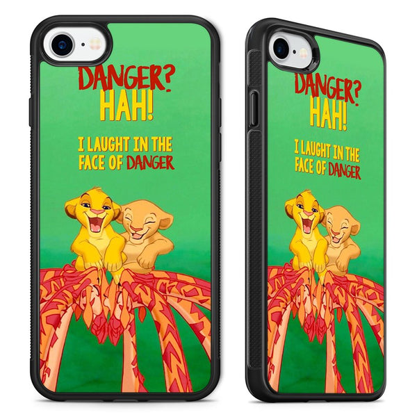 5ca43cc50a71eb Disney The Lion King Cute Simba Nala Cubs Quote Phone Case Cover for iPhone
