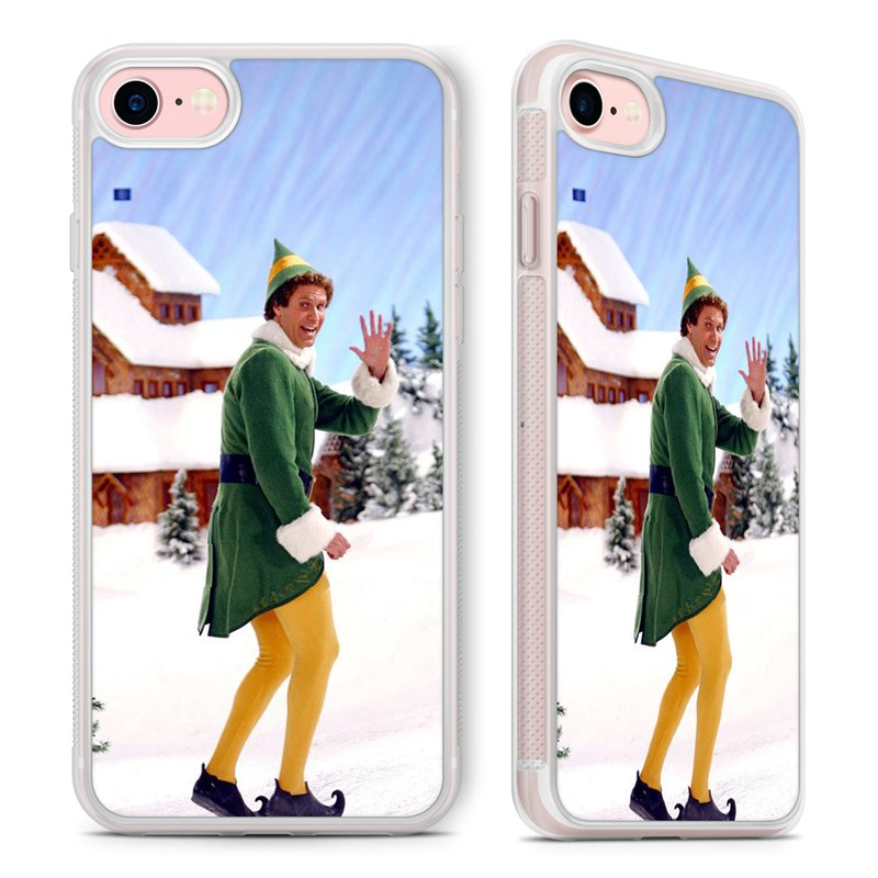 Elf Movie Christmas Buddy Funny Will Ferrell Phone Case Cover for iPhone