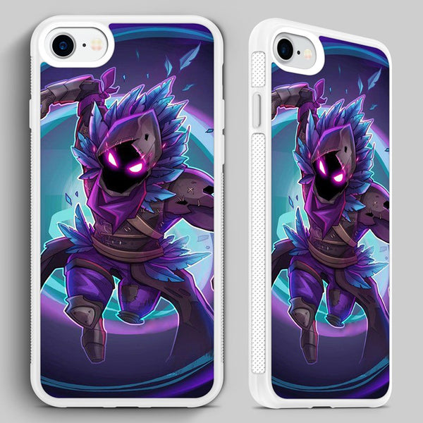quality design 51a19 91cb5 Fortnite Battle Royal Game The Raven Phone Case Cover for iPhone ...