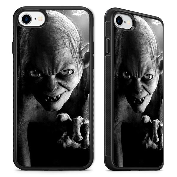 new product b3140 d2659 Gollum Lord Of The Rings Hobbit Phone Case Cover for iPhone