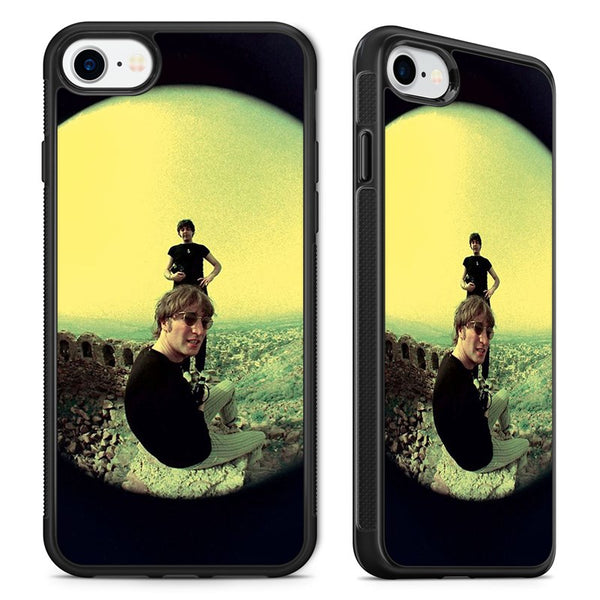 060137942a6 Paul McCartney John Lennon The Beatles Phone Case Cover for iPhone