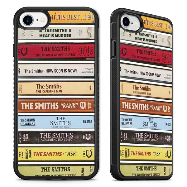The Smiths Bands Tape Albums Phone Case Cover for iPhone