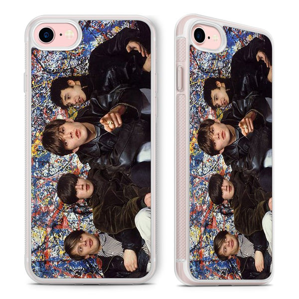 finest selection 5f110 bbb8c The Stone Roses Manchester Rock Band Phone Case Cover for iPhone ...