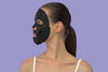 Detox Charcoal + 10 Superfood Formula Face Sheet Mask